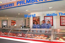 Palmberger Team in der Filiale Obing