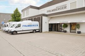 Hauptsitz Metzgerei Palmberger in Rosenheim in der Schmucken 12